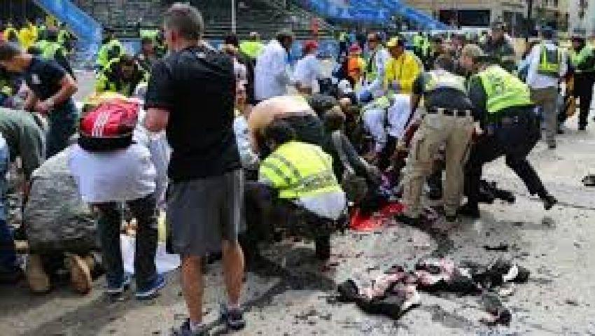 توجيه 30 تهمة للمشتبه به في تفجيرات بوسطن