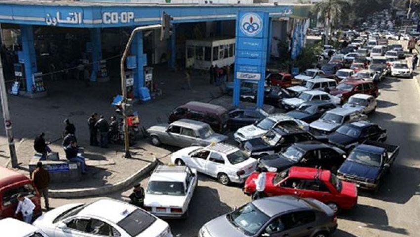 مصر تستهدف رفع مخزون الوقود إلى 3 أسابيع