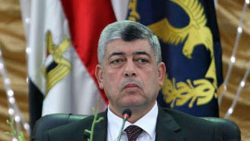 استجواب مالك سيارة حادث وزير الداخلية