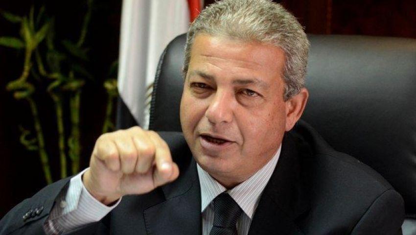 عبدالعزيز: بعثة أوليمبياد الشباب شرّفت مصر