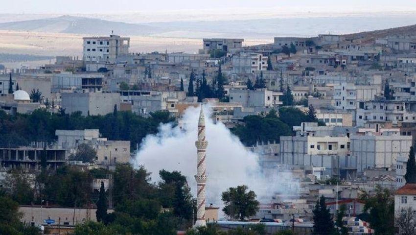 الطيران الأمريكي يحبط هجوما لداعش على بلدة البغدادي