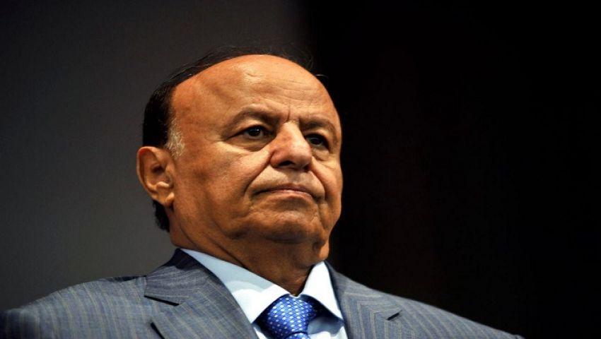 منصور هادي: جهودنا تهدف إلى حقن دماء اليمنيين