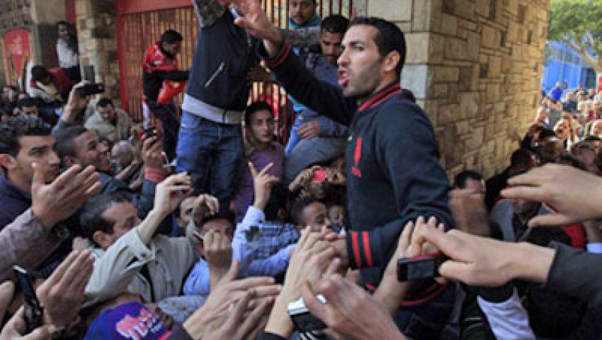 أنباء عن انضمام أبوتريكة للمتظاهرين بـرابعة العدوية