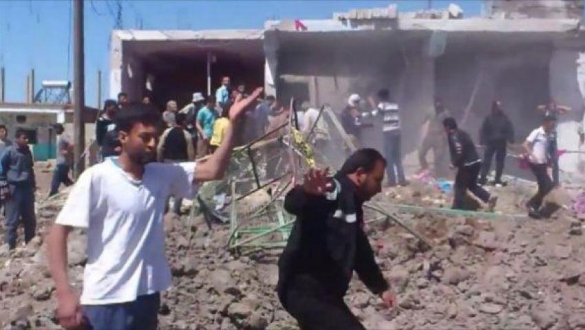 بيان الأسد في القمة العربية.. 81 قتيلاً في إدلب