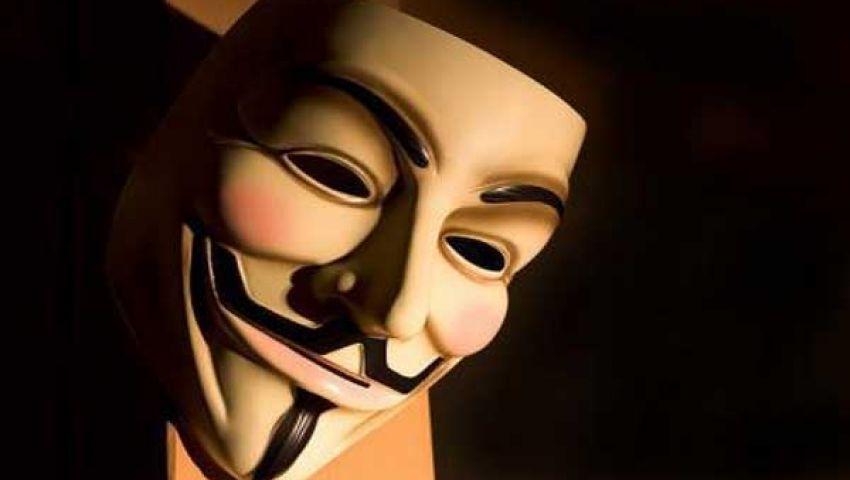 أقعنة فانديتا تتصدر مظاهرات رافضي الانقلاب بشبين الكوم