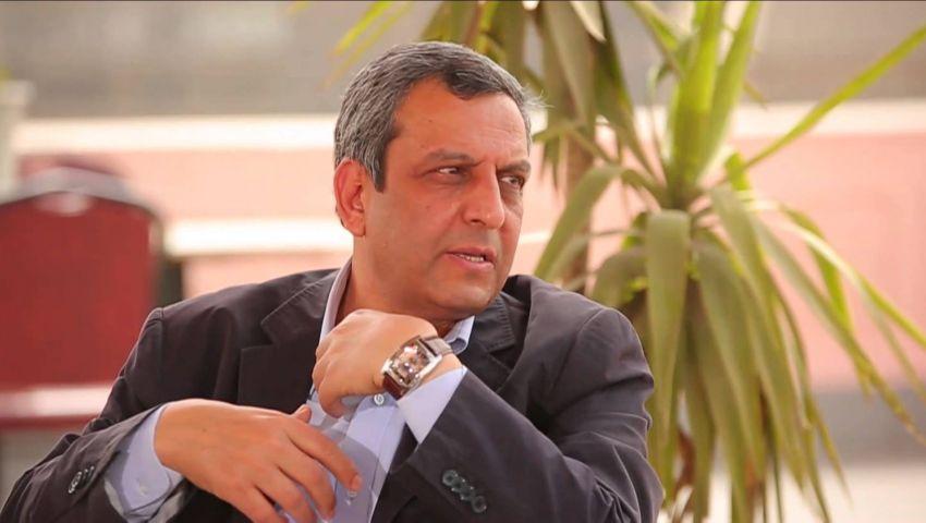 أبو السعود: نفاضل بين 3 عروض للاحتفال بـاليوبيل الماسي للصحفيين