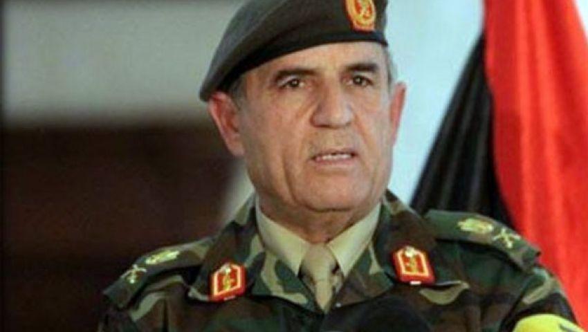 إقالة وزير الدفاع الليبي