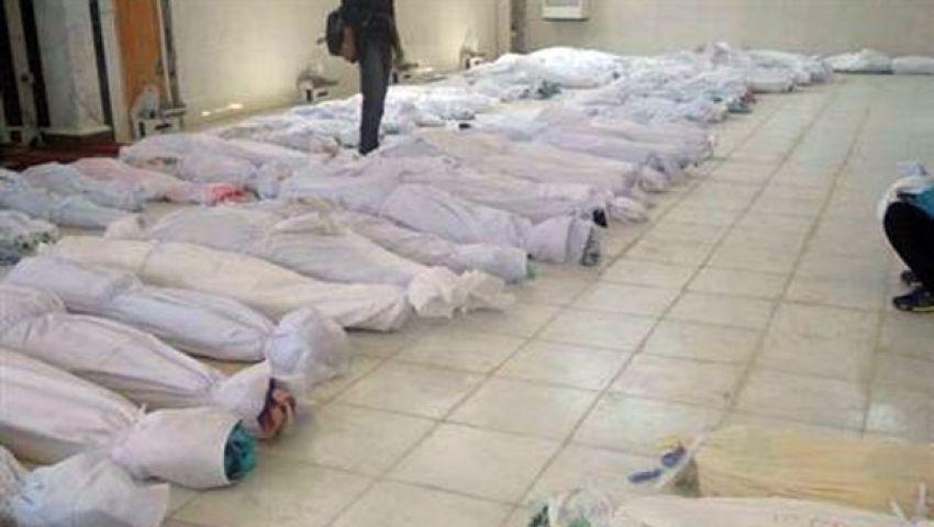 الشبكة السورية: 91 قتيلاً في دمشق وحماة