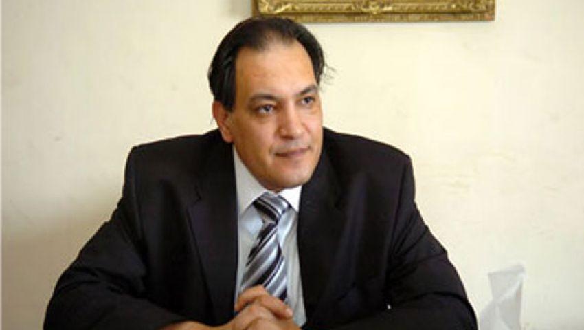 أبوسعدة يدين اقتحام مقر الجالية المصرية بغزة