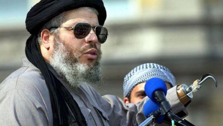 أبو حمزة المصري يهاجم القاعدة ويصف بن لادن بالخائن