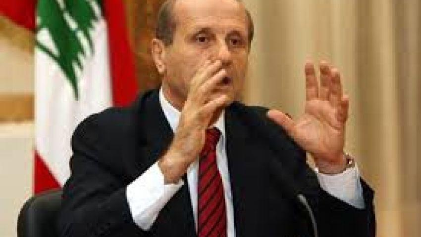وزير داخلية لبنان: كنا على وشك تحرير طيارين تركيين