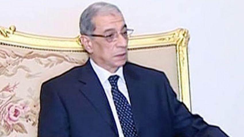 تعيين المستشار هشام بركات نائبا عاما