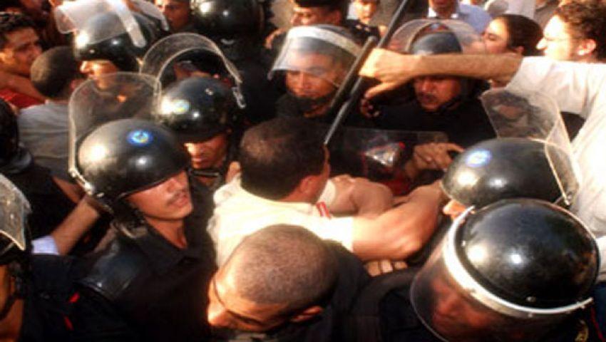 معتقلو الإخوان بالإسماعيلية يهددون بالإضراب عن الطعام