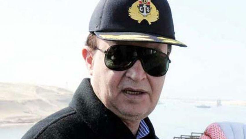 مميش: دعوة السيسي لنزول الميادين عيد قومي للمصريين