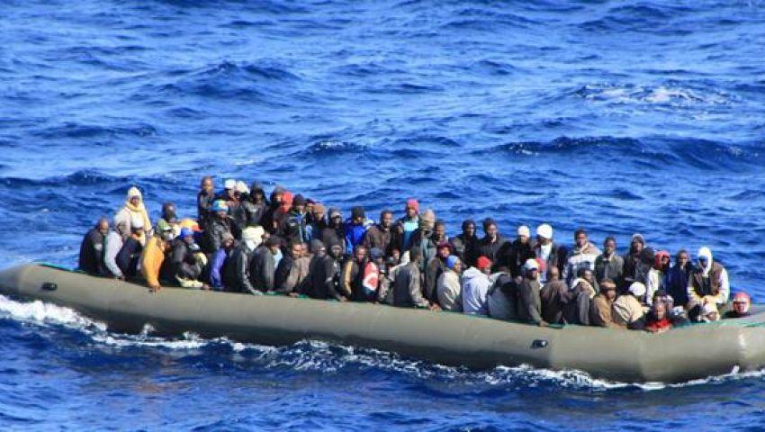 بالصور| إنقاذ أكثر من 6 آلاف مهاجر في البحر المتوسط