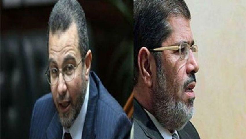 تأجيل محاكمة مرسي وقنديل بتهمة إهانة سيدات بني سويف