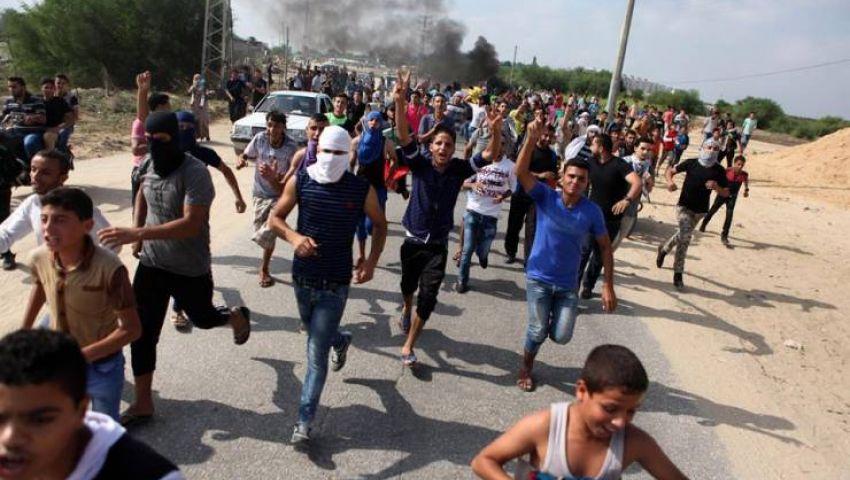 استشهاد فلسطيني متأثرا بجراحه خلال مواجهات بيت حانون