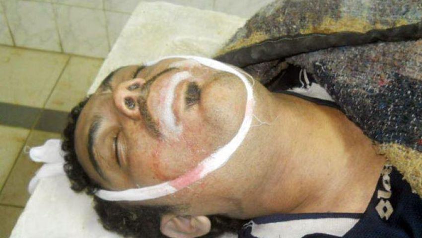 والدة عصام عطا: أطالب بالقصاص من الشرطة