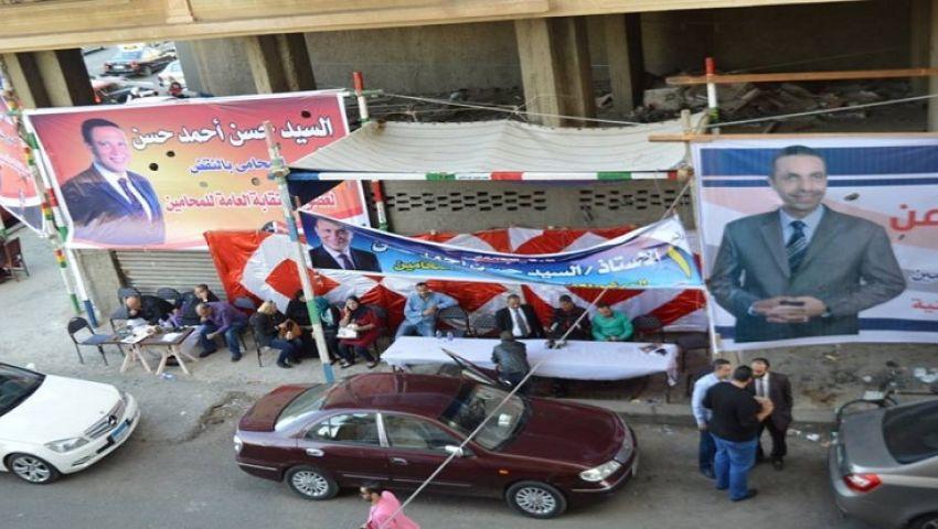 عبد النعيم يفوز بمقعد نقيب المحامين في انتخابات ببورسعيد