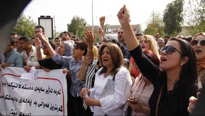 كردستان ترفض مساومة النفط مقابل الرواتب