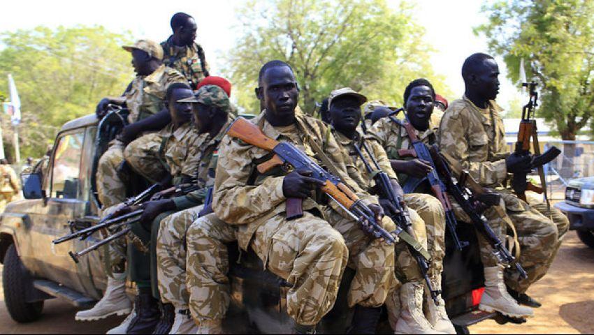جيش جنوب السودان ينفي خرق اتفاق وقف إطلاق النار