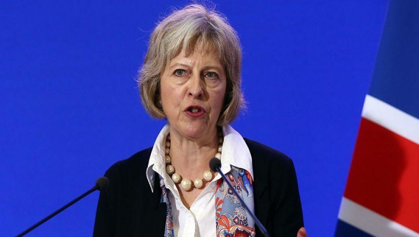 ماي: سنعمل من أجل أفضل اتفاقية في مفاوضات الخروج الأوروبي