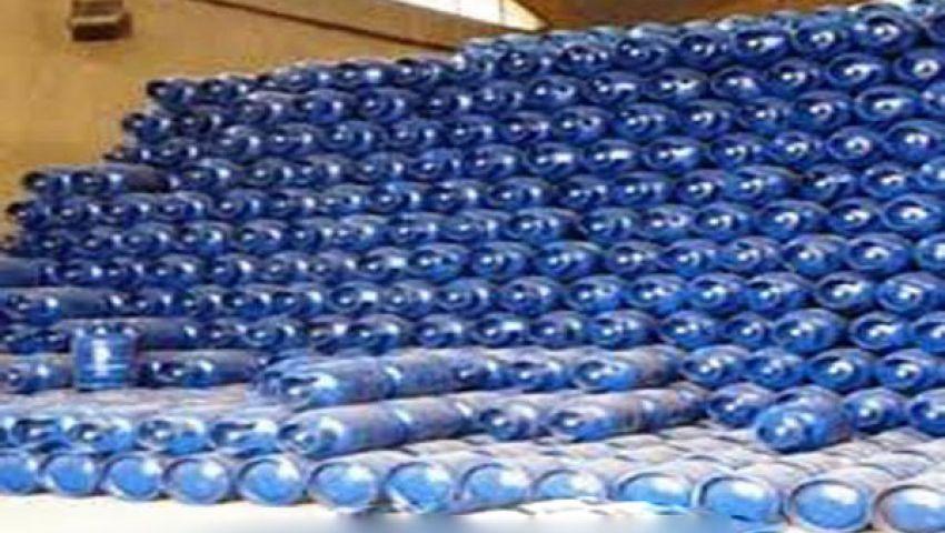6500 طن بوتاجاز سعودي تصل الزيتيات