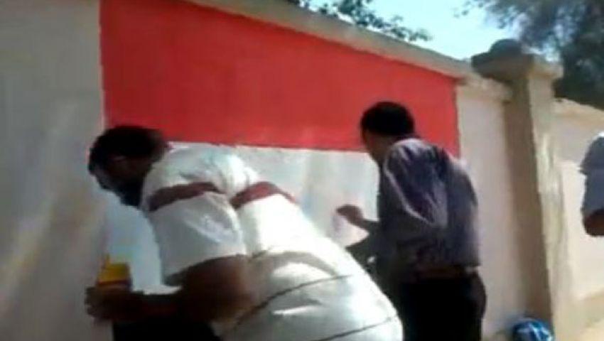 فيديو..إحرق دمر تُعيد تعمير الفيوم