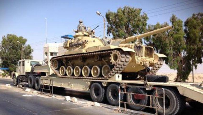 تأهب عسكري في القاهرة قبيل مليونية كسر الانقلاب