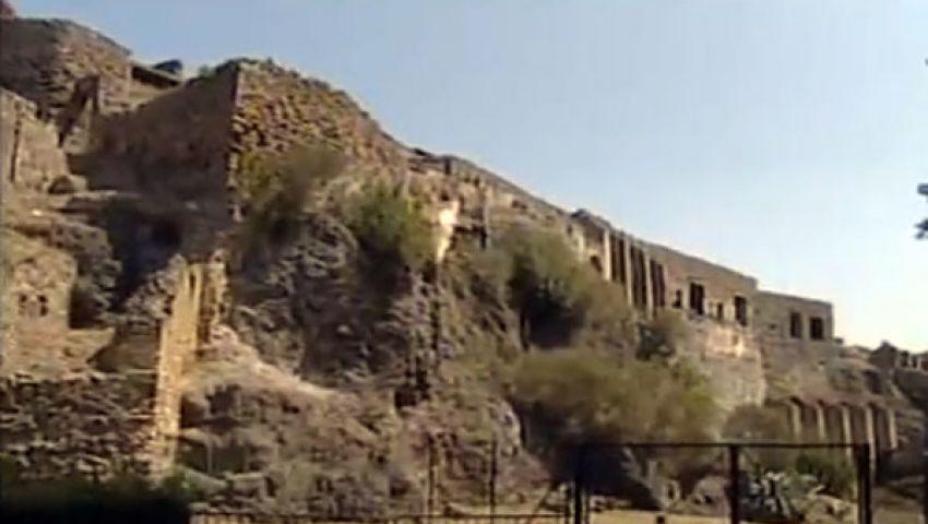 فيديو.. إعادة فتح منازل رومانية قديمة بموقع بومبي