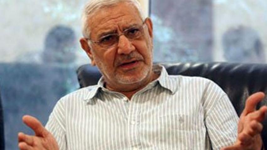 مصر القوية: مرسي استعار مفردات مبارك