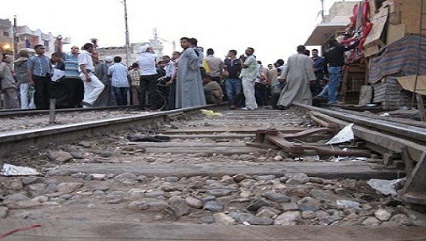 فض اعتصام مؤيدي مرسي وتسيير حركة القطارات بأسيوط