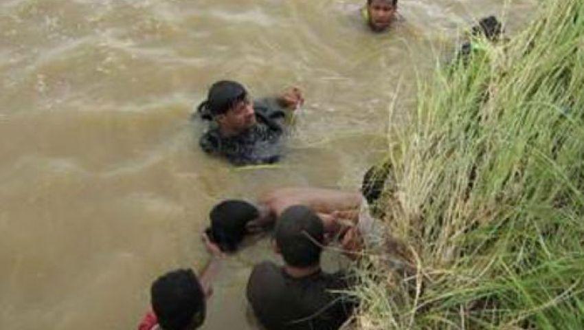 مصرع طالب غرقًا بشبين الكوم