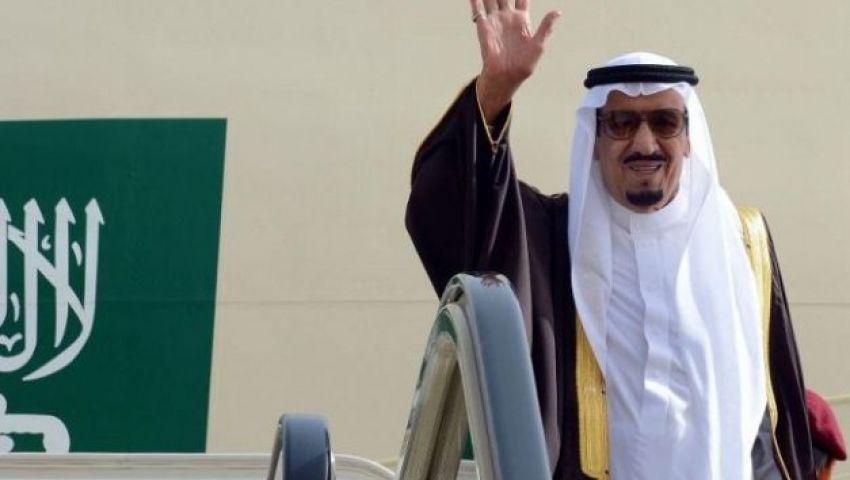 جدل بين مشاهير السعودية بسبب زيارة الملك سلمان إلى مصر