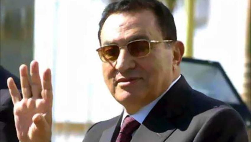 مبارك..من زهو الانتصار إلى الانكسار ثم الإفراج
