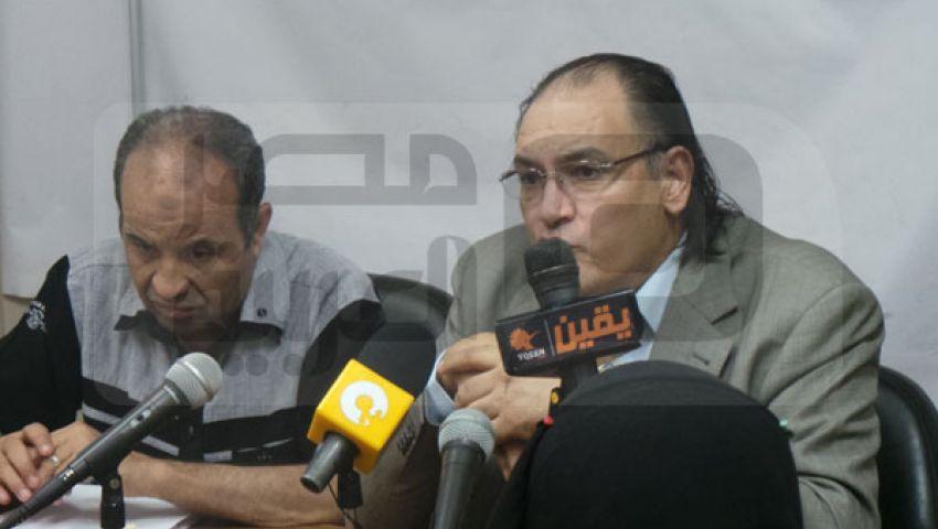 أبو سعدة: نطالب بالرقابة اللاحقة على المنظمات