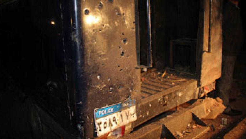 ننشر أسماء مصابي حادث قنبلة كمين عبود