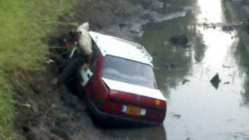 مصرع أم وثلاثة من أبنائها في حادث سير بالبحيرة