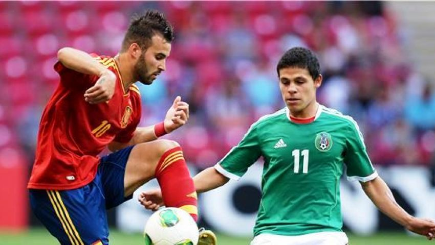 إسبانيا تخطف المكسيك بثنائية وتصعد لدور الثمانية بمونديال الشباب