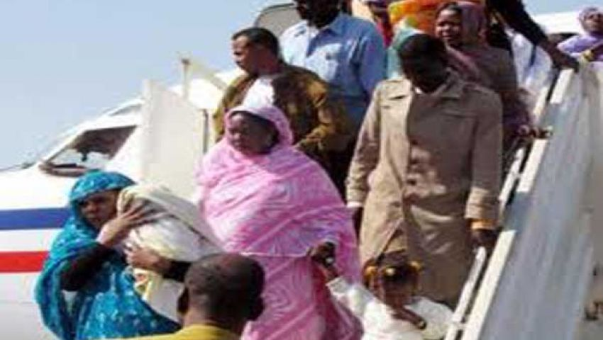 الانهيار يهدد قطاع الطيران السوداني