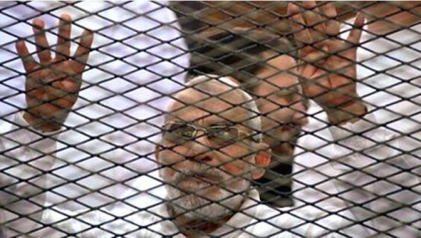 إحالة بديع و104 آخرين للجنايات لتورطهم في أعمال عنف بالإسماعيلية