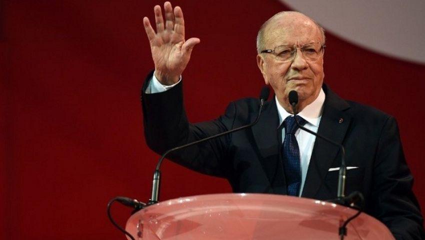 الرئيس التونسي: نقف كرجل واحد دفاعا عن الوطن