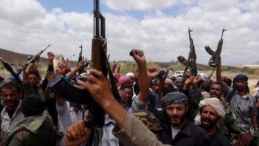 بالصور.. زحف المقاومة اليمنية إلى قاعدة العند