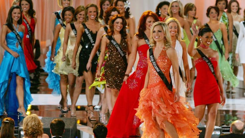 شاهد.. ملكات جمال أمريكا عبر السنين