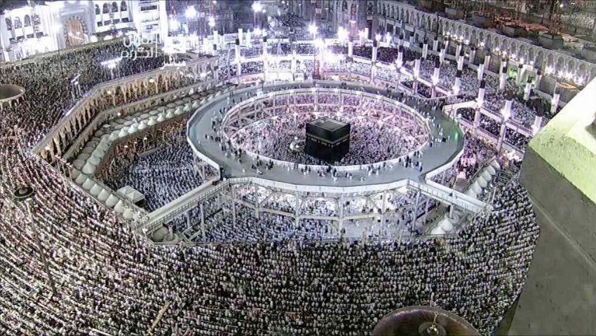 الحرم المكى الان مباشر تردد قناة مكة المكرمة الجديد 2020 Makkah