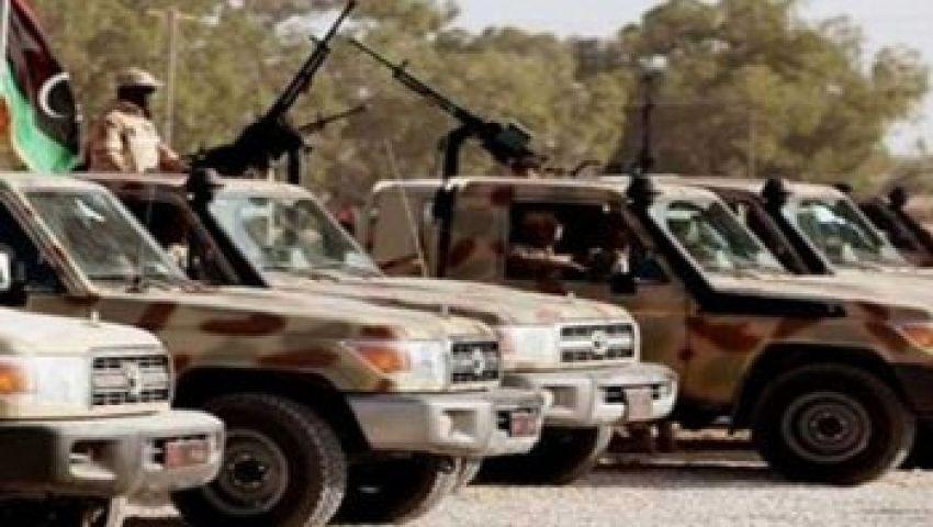 الجيش الليبي يصد هجوما لجماعات متطرفة بمدينة درنة
