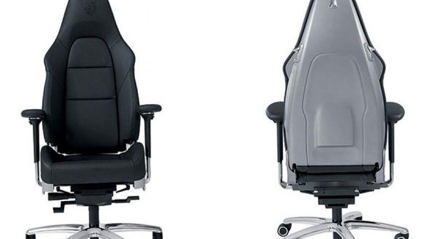 بورش تطرح كرسي مكتب بـ 65 ألف جنيه