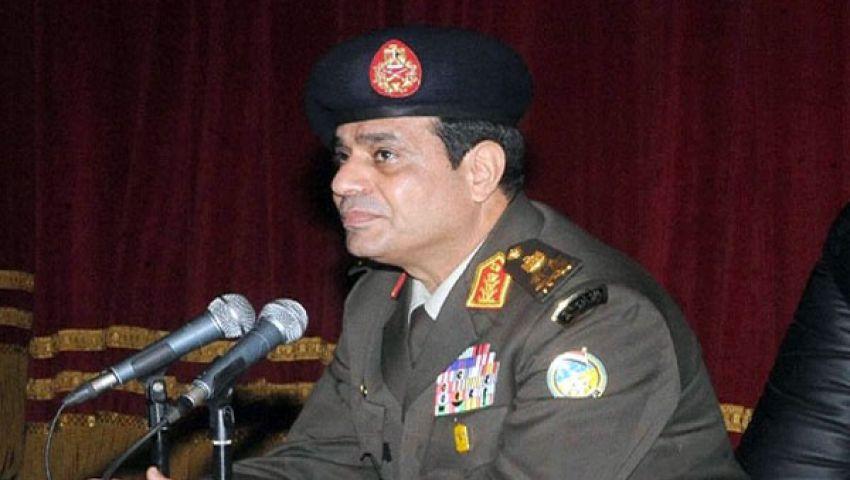 السيسي يبحث مع ملك السعودية ورئيس الإمارات أزمة مرسى