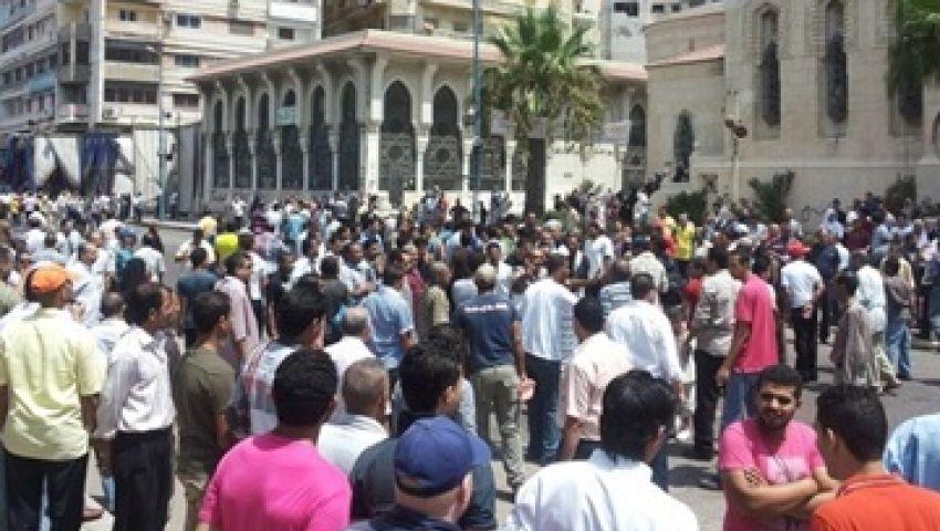 مقتل طفل في اشتباكات شرق الإسكندرية