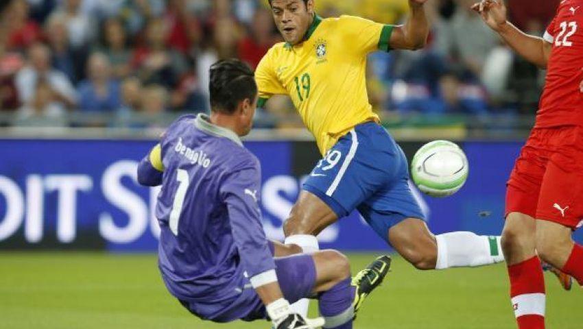 الإصابة تحرم ثنائى البرازيل من مواجهة استراليا